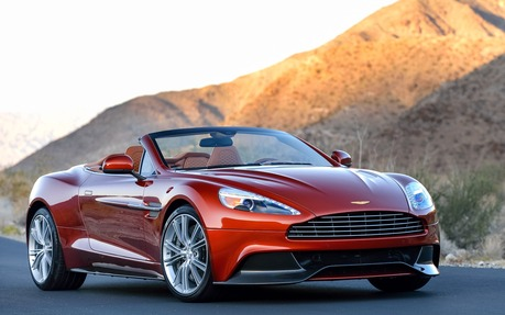 Aston Martin Vanquish Coupe Price Engine Full Technical - Aston martin vanquish price usa