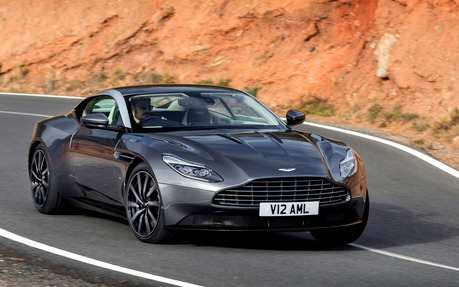 2017 aston martin db11 coupe - price, engine, full technical