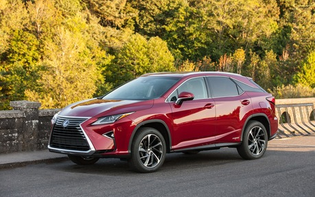 2017 Lexus RX 350   Price, Engine, Full Technical Specifications   The Car  Guide / Motoring TV