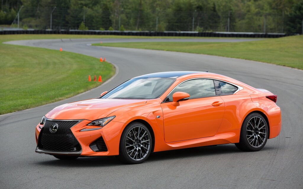 2017 lexus rc 300 awd specifications - the car guide
