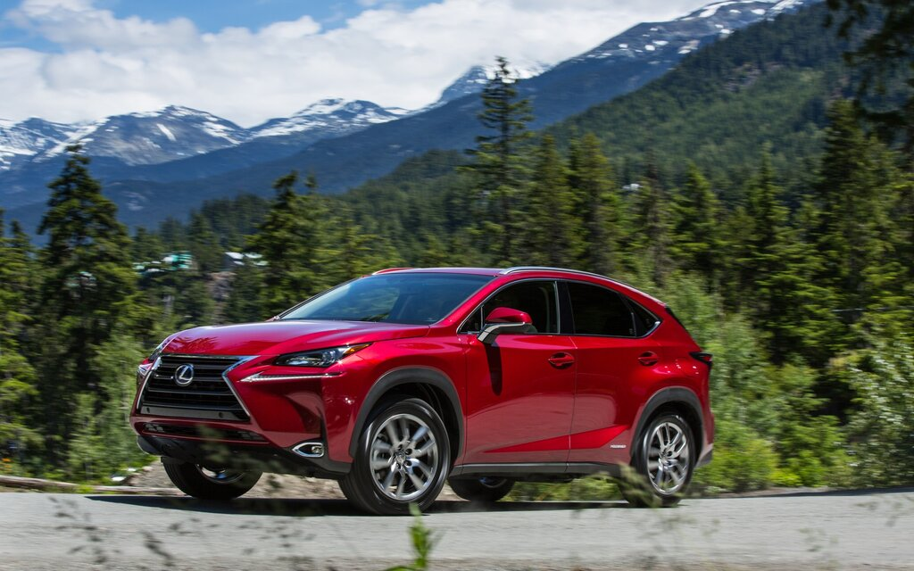 2017 Lexus Nx 200t Awd Specifications The Car Guide