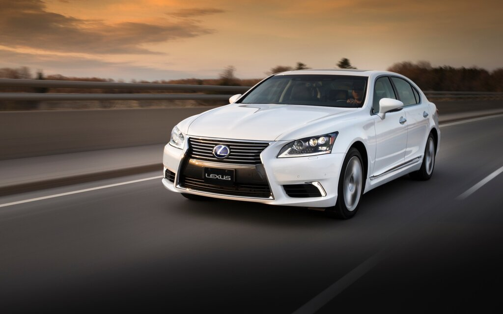 2017 lexus ls 460 l awd specifications the car guide. Black Bedroom Furniture Sets. Home Design Ideas