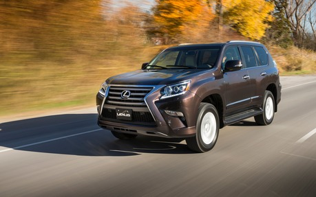 Exceptional 2017 Lexus GX 460   Price, Engine, Full Technical Specifications   The Car  Guide / Motoring TV