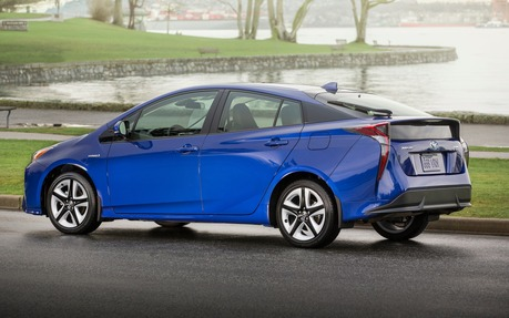 2017 Toyota Prius Price Engine Full Technical Specifications The