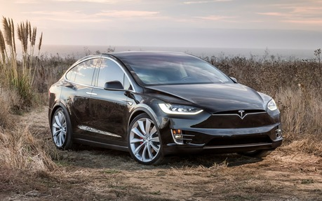 2017 Tesla Model X 75d Price Engine Full Technical