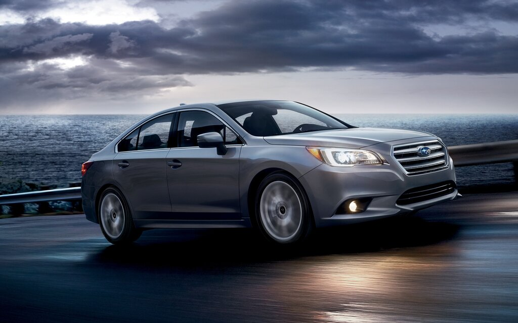 2017 Subaru Legacy - News, reviews, picture galleries and videos - The Car Guide