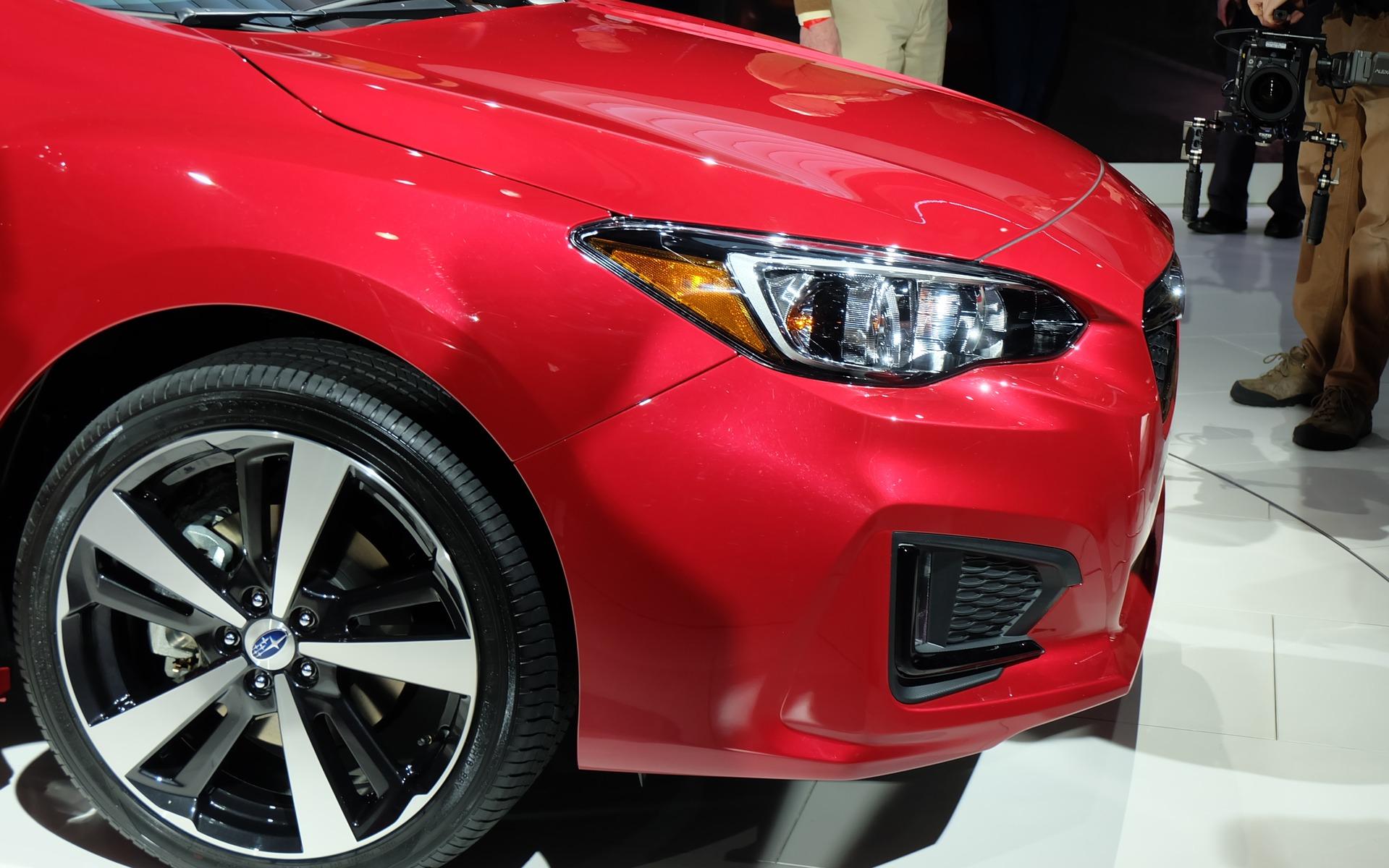 2017 Subaru Impreza Photos 5 13 The Car Guide