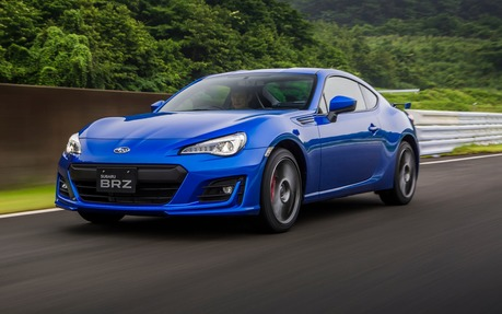 2017 subaru brz price engine full technical specifications the
