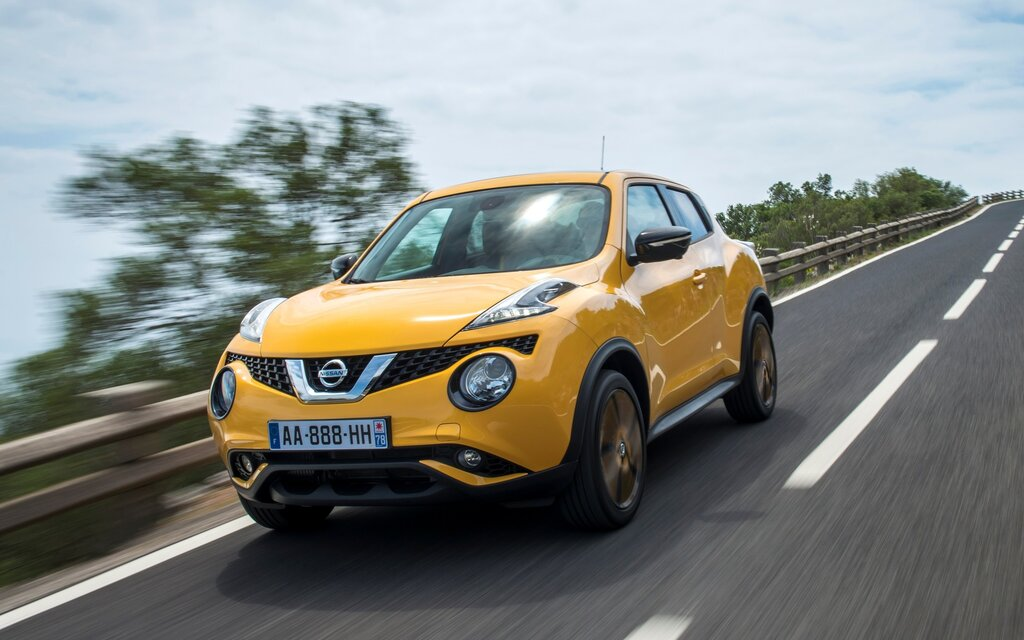2017 Nissan Juke News Reviews Picture Galleries And Videos The