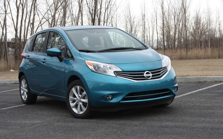 Beautiful 2017 Nissan Versa Note S Hatchback   Price, Engine, Full Technical  Specifications   The Car Guide / Motoring TV