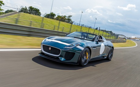 2017 Jaguar F Type Coupe   Price, Engine, Full Technical Specifications    The Car Guide / Motoring TV