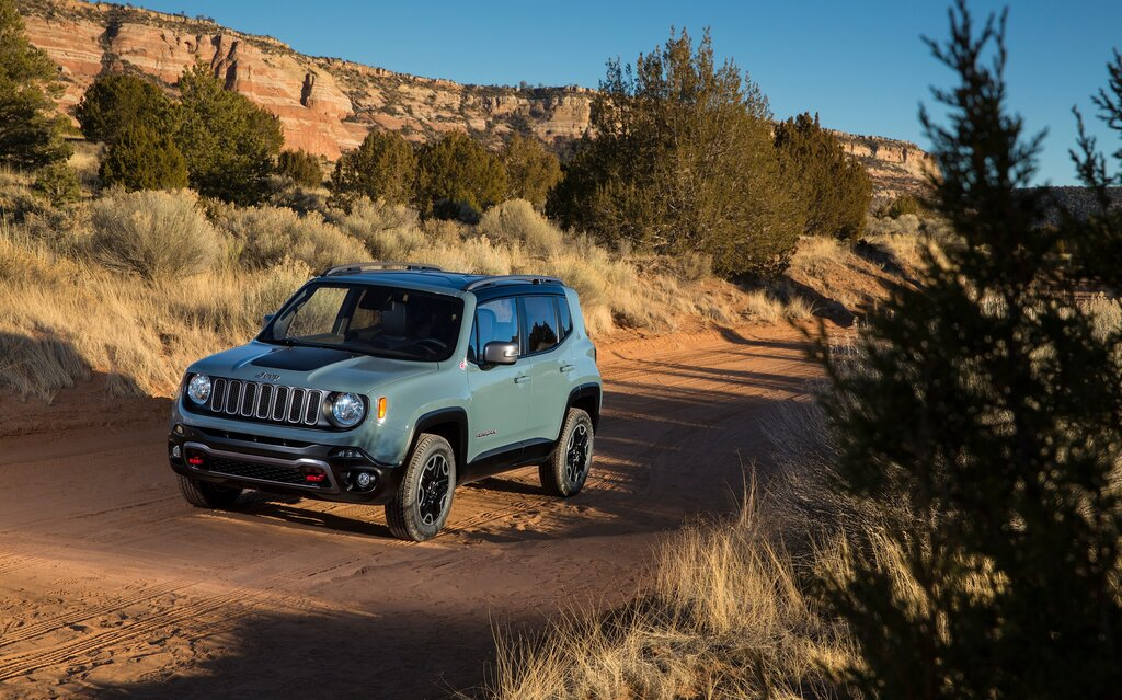 2017 jeep renegade sport 4x2 specifications the car guide. Black Bedroom Furniture Sets. Home Design Ideas