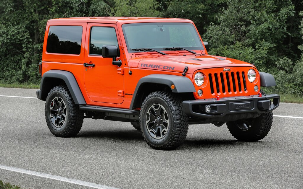 Curb weight of jeep wrangler