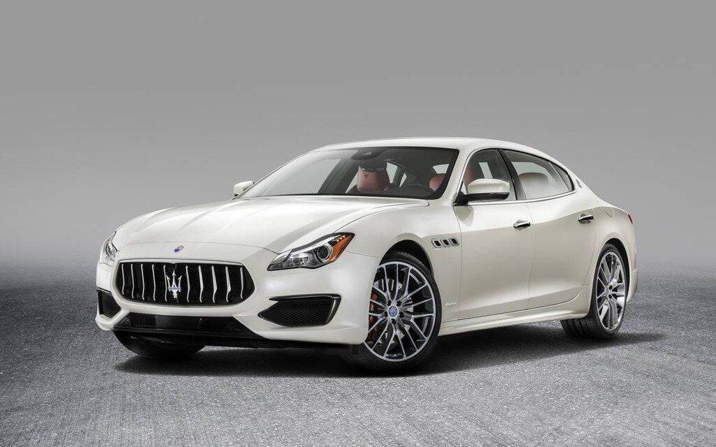 2017 maserati quattroporte gts (v8) specifications - the car guide