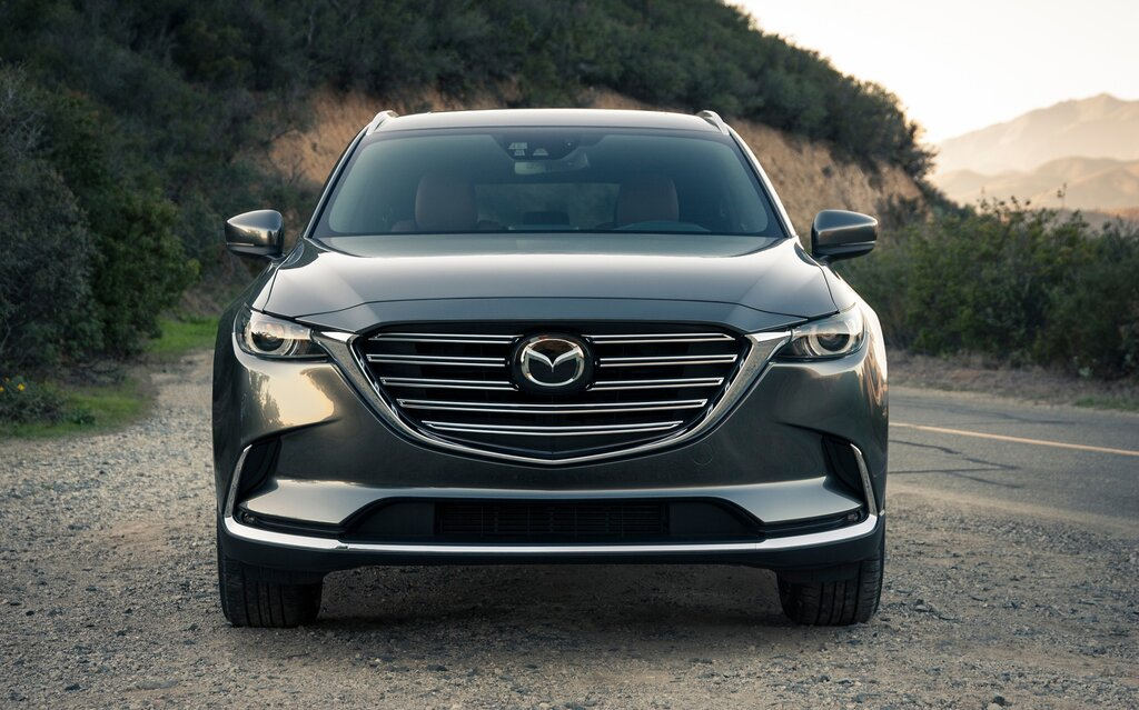 2017 mazda cx-9 - news, reviews, picture galleries and videos - the