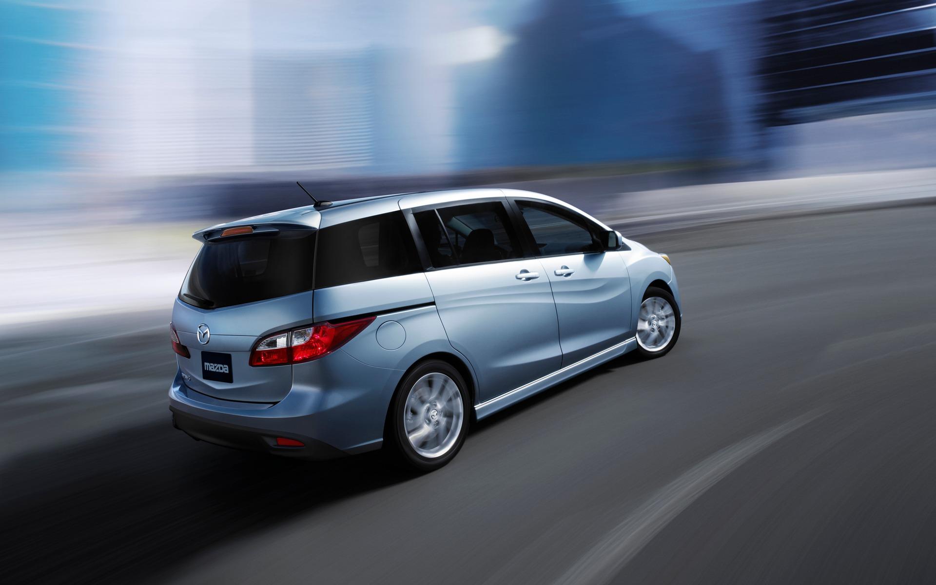 Mazda 5 Reviews >> 2017 Mazda Mazda5 photos - 2/3 - The Car Guide