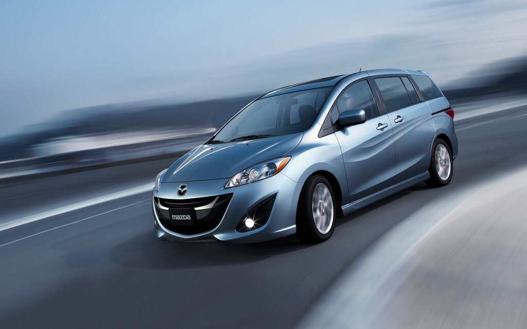 2017 mazda mazda5 gs specifications - the car guide