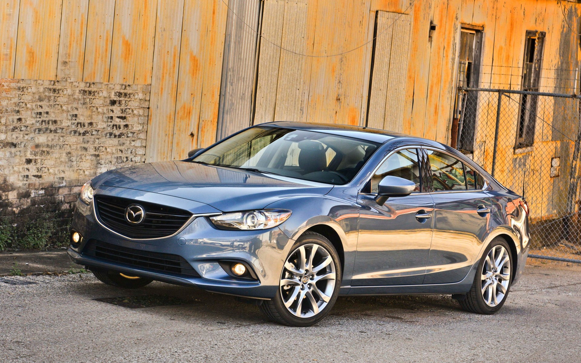 2017 Mazda Mazda6  News reviews picture galleries and videos
