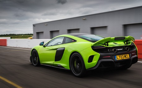 2017 mclaren 650s coupe - price, engine, full technical