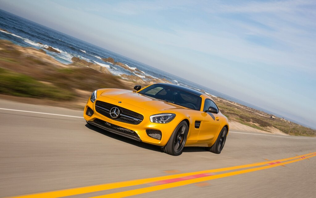 2017 Mercedes Benz Amg Gt Coupe Specifications The Car Guide