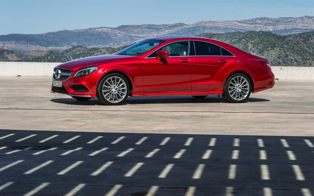 2017 mercedes-benz cls-class cls 550 4matic specifications - the car