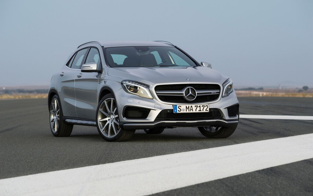 2017 mercedes-benz gla-class 250 4matic specifications - the car guide