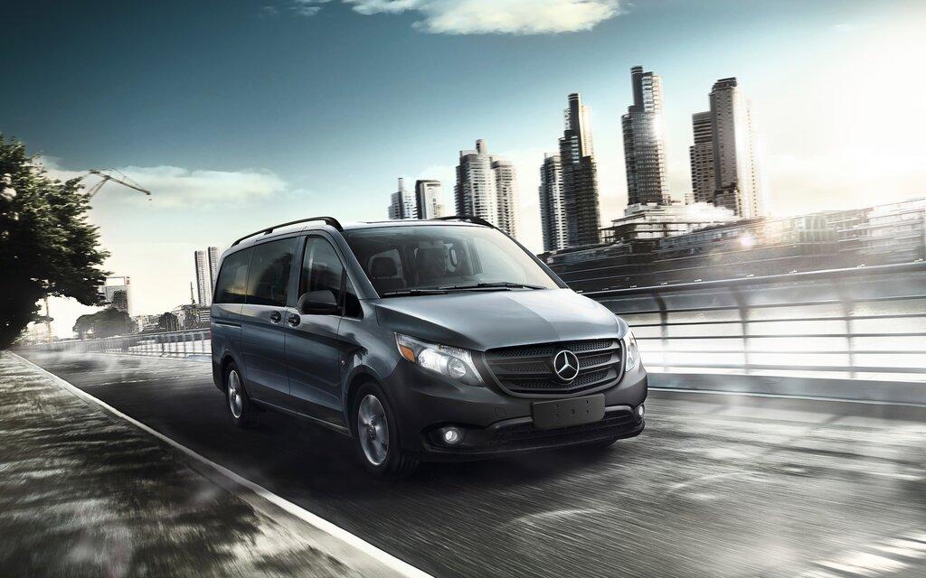 Sp cifications mercedes benz metris combi 2017 guide auto for Mercedes benz metris