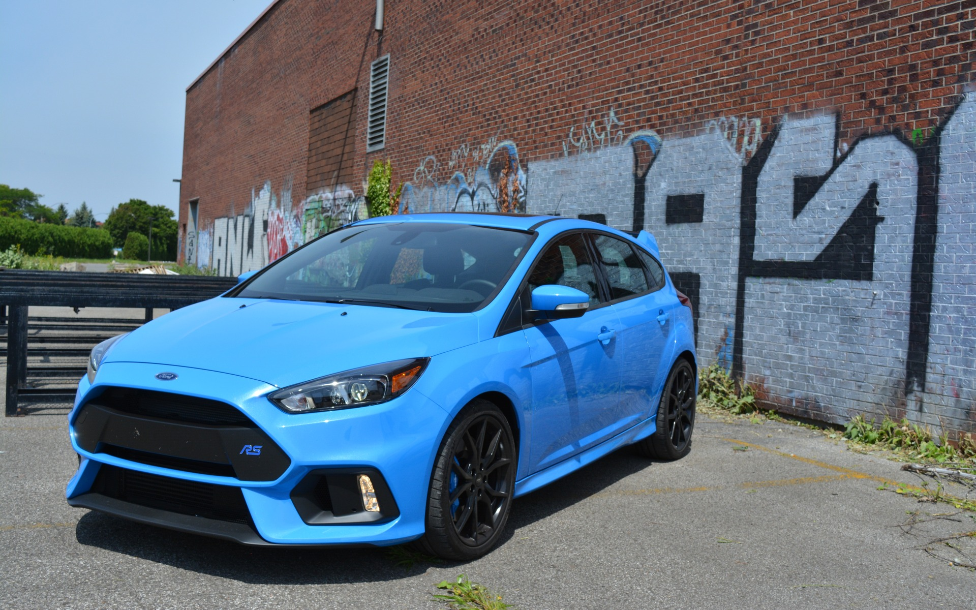 2017 ford focus rs specifications the car guide. Black Bedroom Furniture Sets. Home Design Ideas
