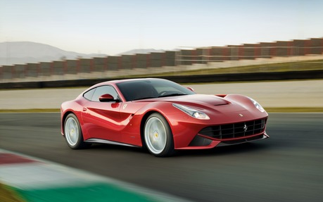 How much does a 2017 ferrari cost