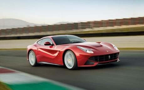 Ferrari f12 specs