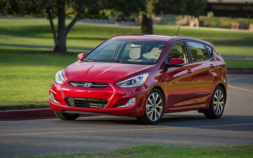 2017 Hyundai Accent - News, reviews, picture galleries and videos ...