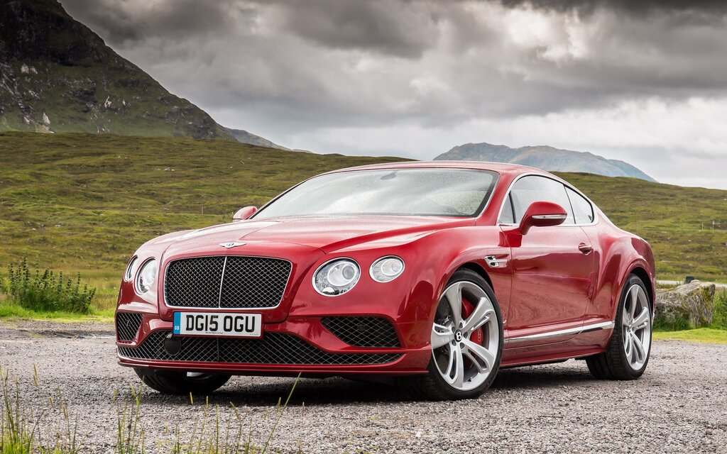 2017 bentley continental gt speed specifications - the car guide