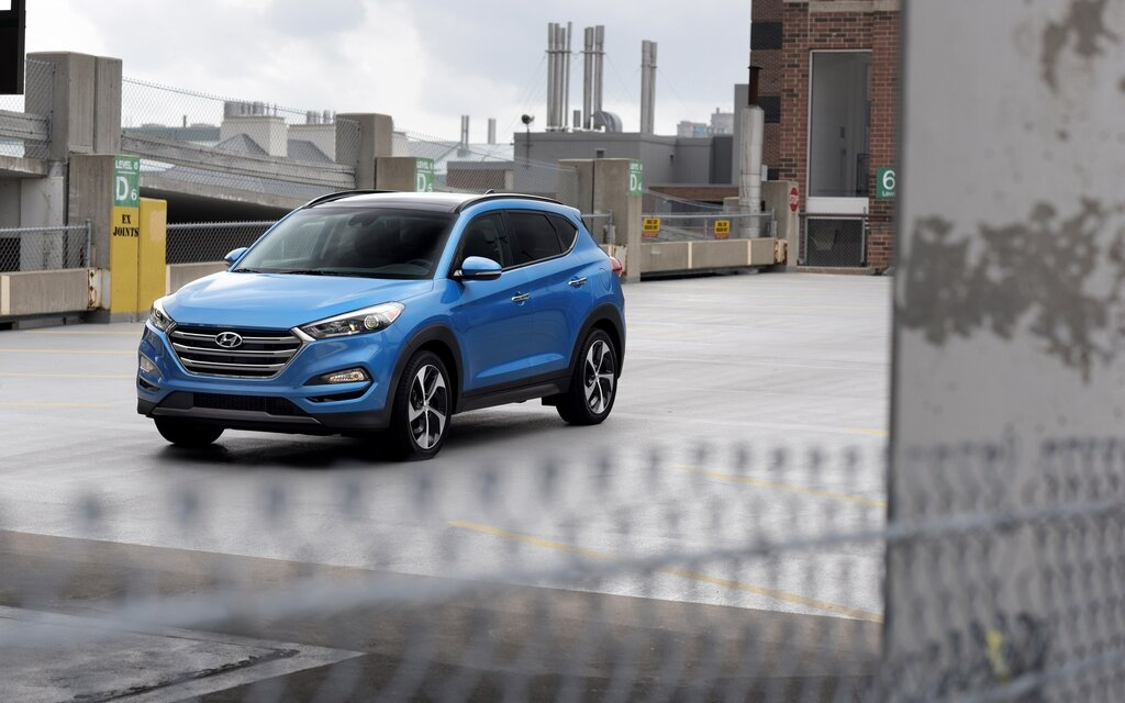 2017 Hyundai Tucson 1 6t Limiited Awd Specifications The Car Guide