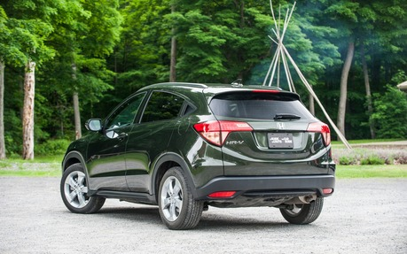 Honda HR V LX 2WD 2017