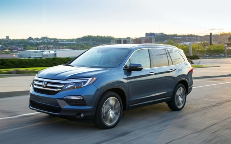 2017 Honda Pilot LX 4WD   Price, Engine, Full Technical Specifications    The Car Guide / Motoring TV