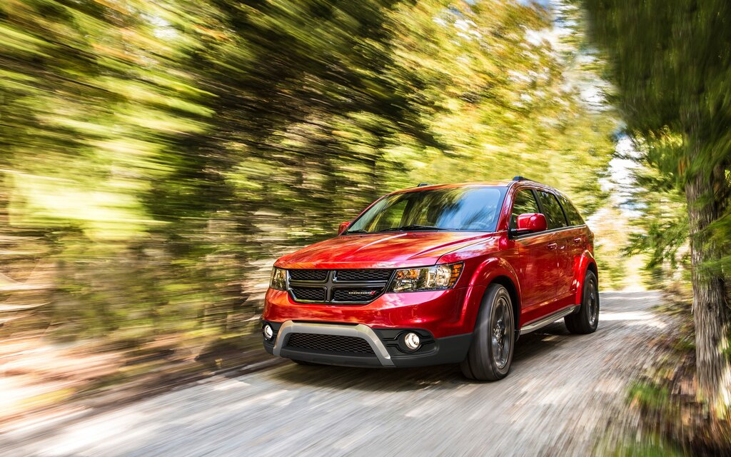 2017 Dodge Journey - News, reviews, picture galleries and