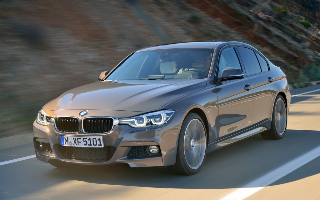 2017 Bmw 3 Series 320i Xdrive Sedan Specifications The