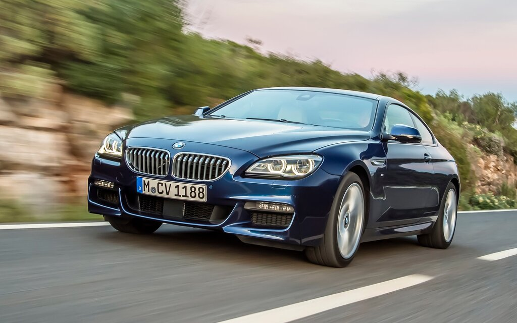 2017 Bmw 6 Series 640i Gran Coupe Xdrive Specifications The Car Guide