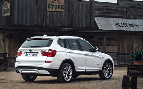 2017 Bmw X3 Xdrive 28i Price Engine Full Technical Specifications