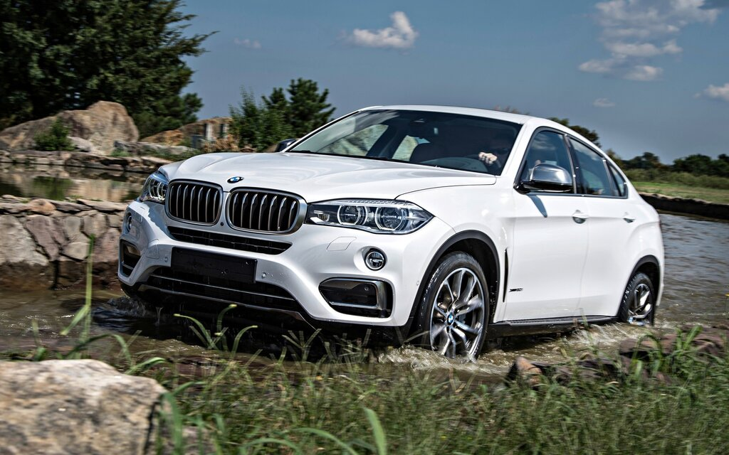 2017 Bmw X6 Xdrive 50i Specifications The Car Guide