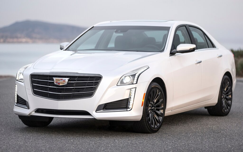 2017 Cadillac CTS 3.6L Luxury Specifications - The Car Guide