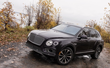 2017 Bentley Bentayga Price Engine Full Technical Specifications
