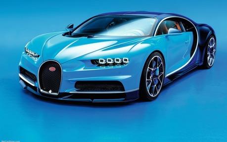 Bugatti chiron specifications