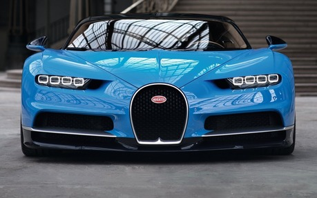 2017 Bugatti Chiron W16 Base Price Engine Full Technical