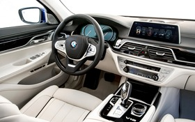 2018 BMW 7 Series 750Li XDrive Specifications