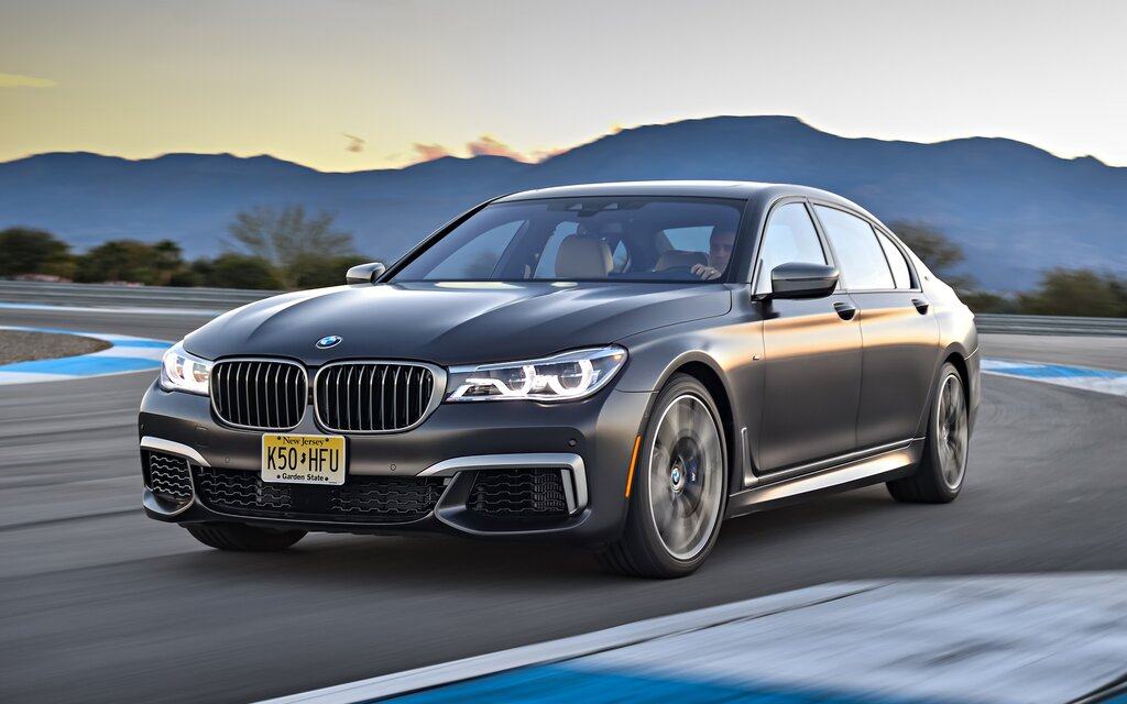 BMW Series MLi XDrive Specifications The Car Guide - Bmw 750i alpina price