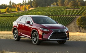 2018 Lexus RX RX 350 Specifications - The Car Guide
