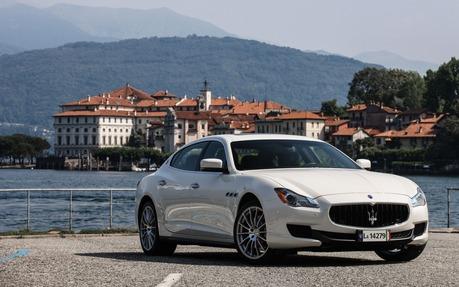 Maserati quattroporte specs