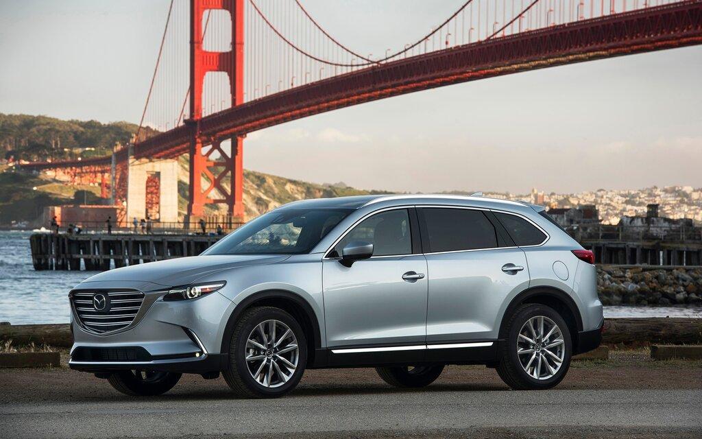 2018 Mazda Cx 9 Signature Specifications The Car Guide