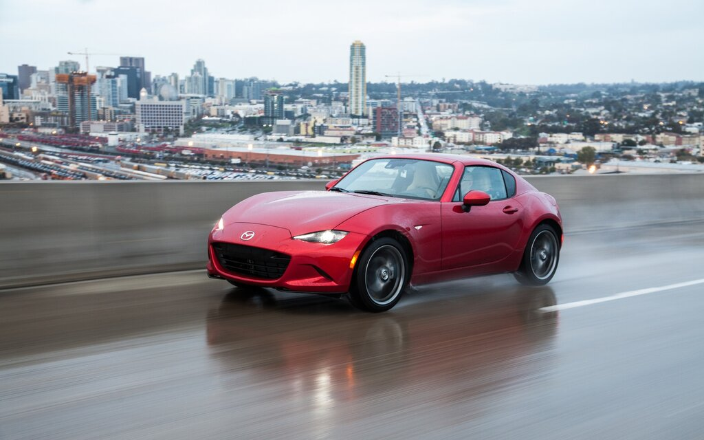 2018 Mazda Mx 5 Gx Man Specifications The Car Guide